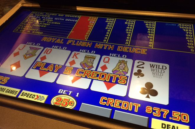 How does video poker works? A complete guide to video poker games