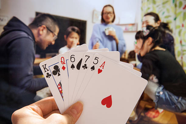 Let's have a look at some fun cards games to play with family and friends
