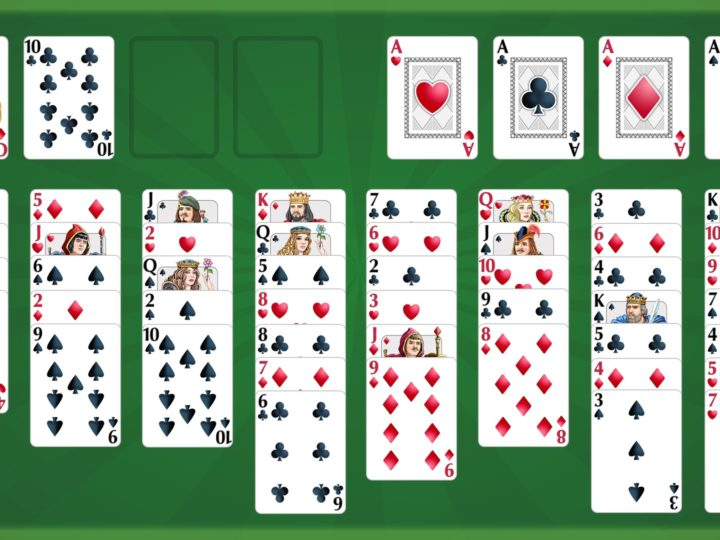 Full-Fledged Process of How to Play FreeCell Solitaire