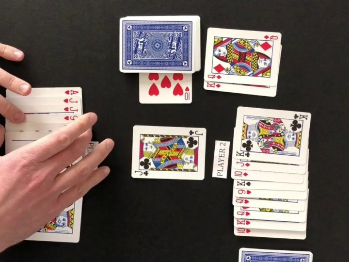 How to play pinochle like a professional game?