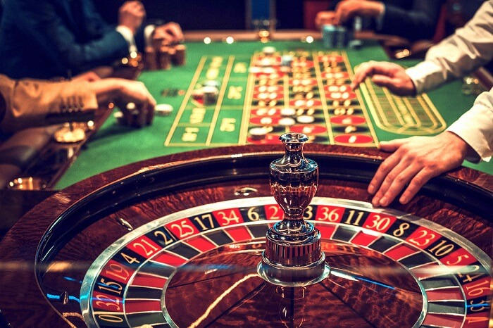 Legal status of Casinos