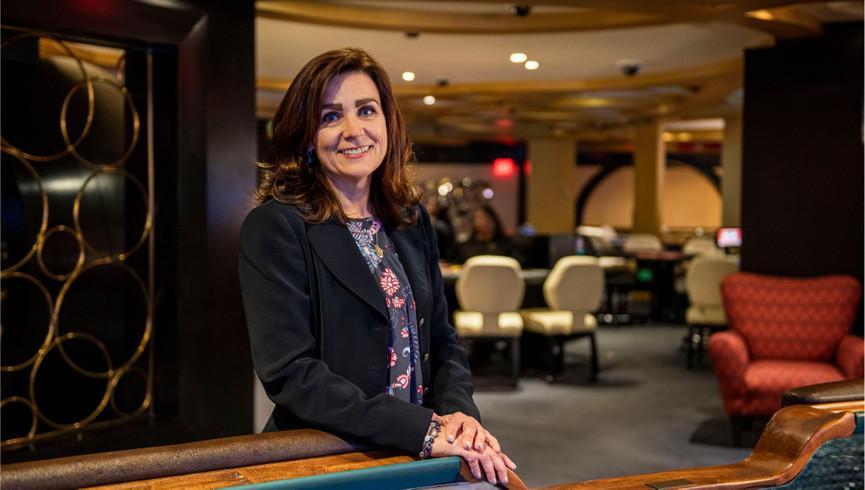 Meeting A Casino Host