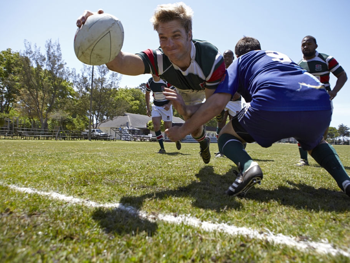 Getting Fit For Rugby: The 30 Second Rule