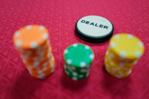 Poker Betting terms
