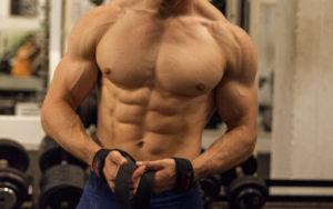 unbalanced muscle growth