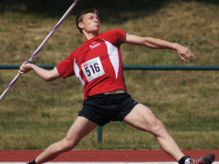 Beginner's Track and Field: Learning the Javelin Throw