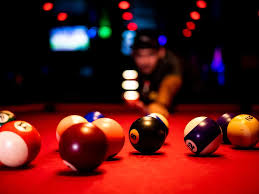8-Ball pool game rules