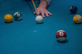 common fouls of pool game