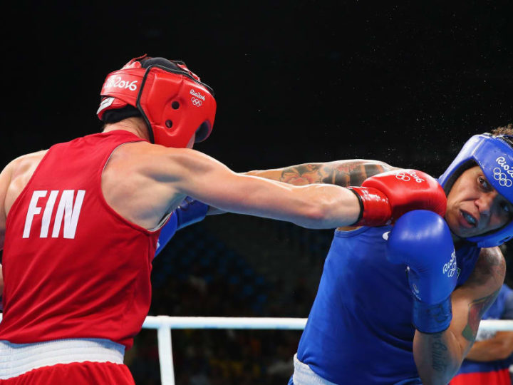 How to Become an Olympic Boxer?