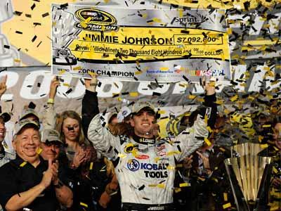How NASCAR Splits The Prize Money?