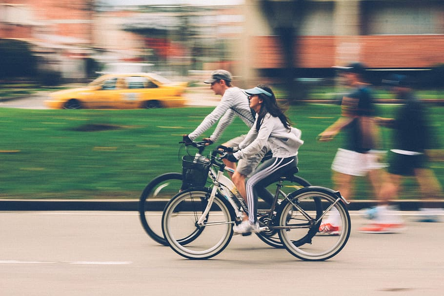 Top reasons to ride a bicycle