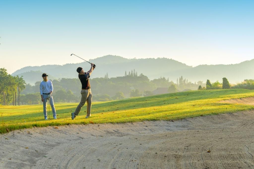 basic rules of golf