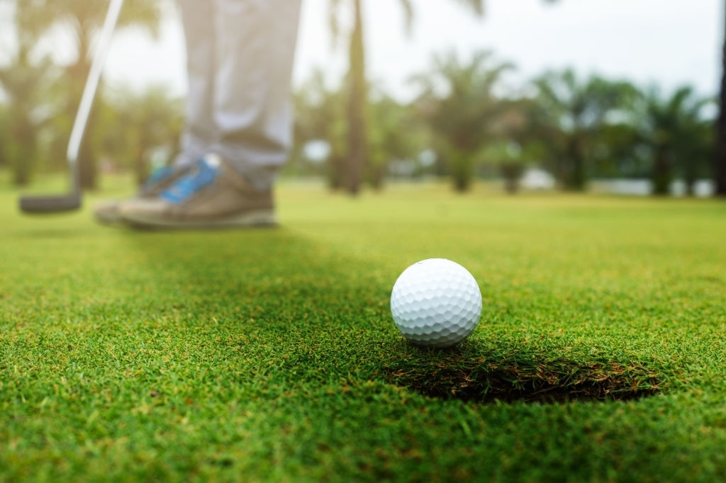 dropping, replacing golf rules for beginners