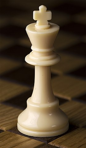 the king chess piece for chess beginners