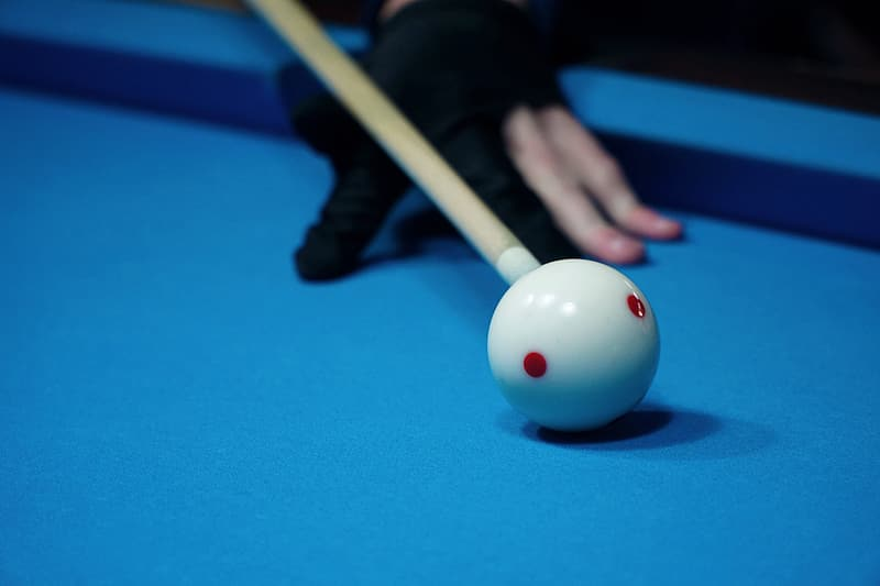 playing pool with proper pool rules