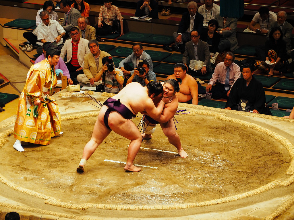 Sumo Wrestling Rules That You Must Know