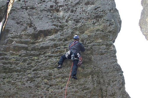 Rock Climbing Safety Tips For Beginners