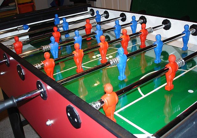 How to Play Foosball?