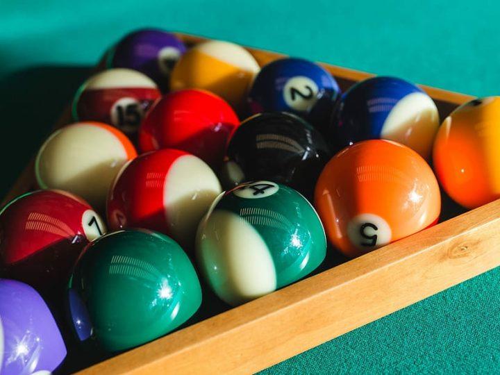 How to Rack Pool Ball?