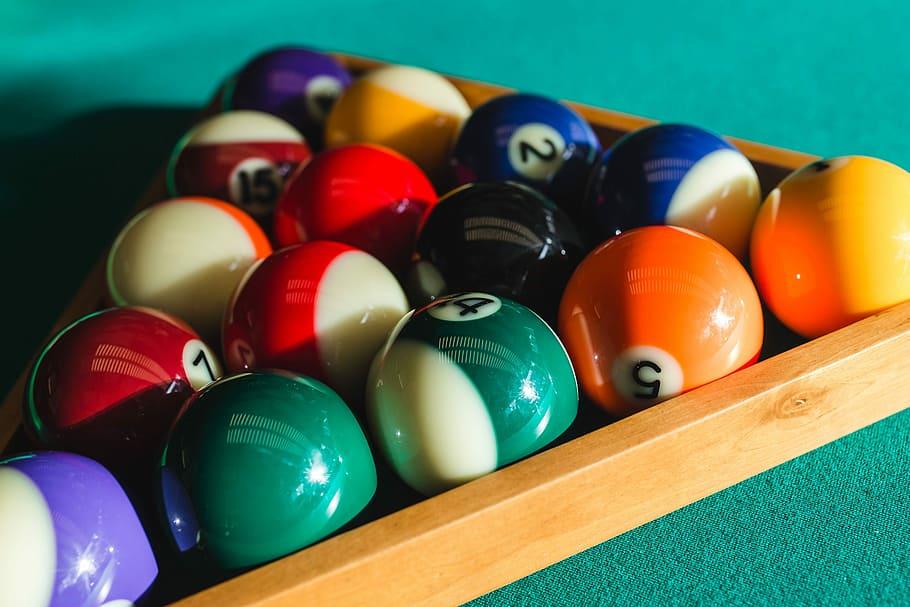 How to Rack Pool Ball? - games-eshop