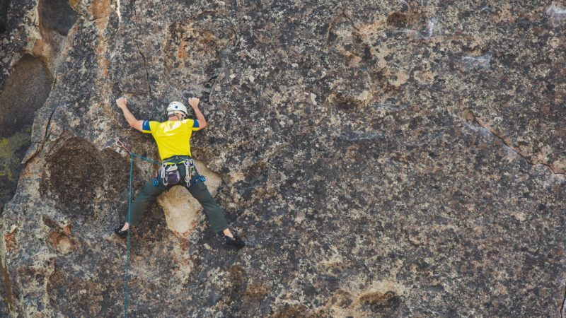 Rock Climbing Guide for Beginners