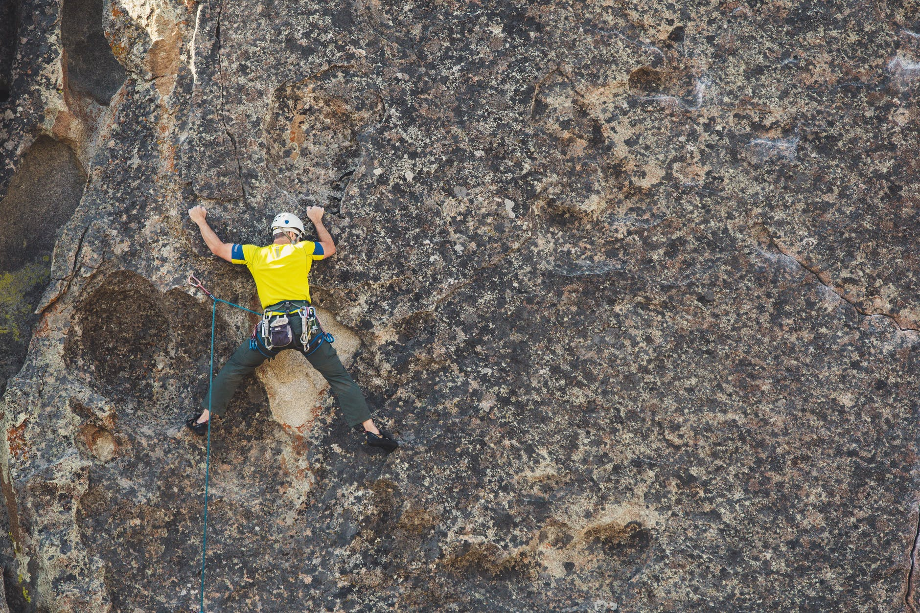 Rock Climbing Guide for Beginners