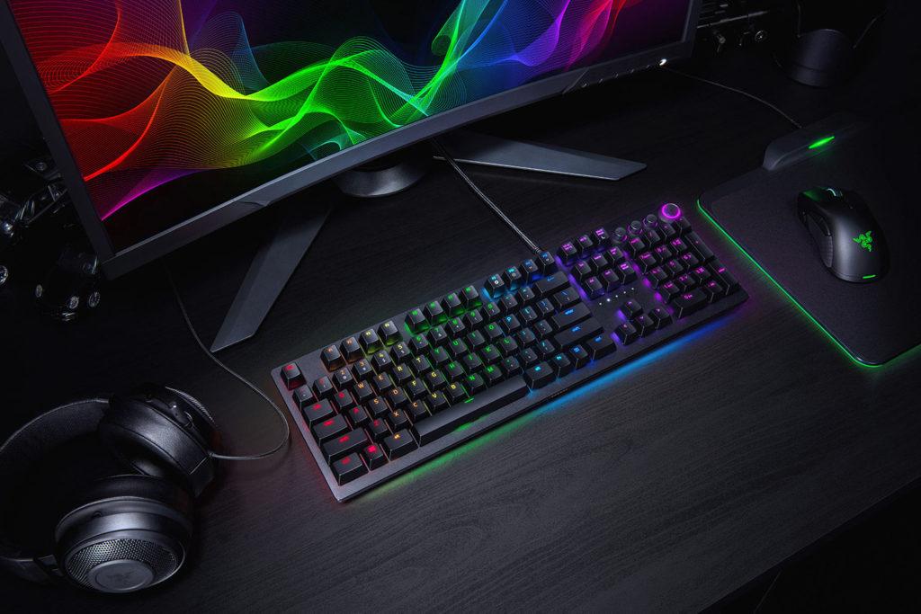 Razer Huntsman Elite the best Gaming Keyboard