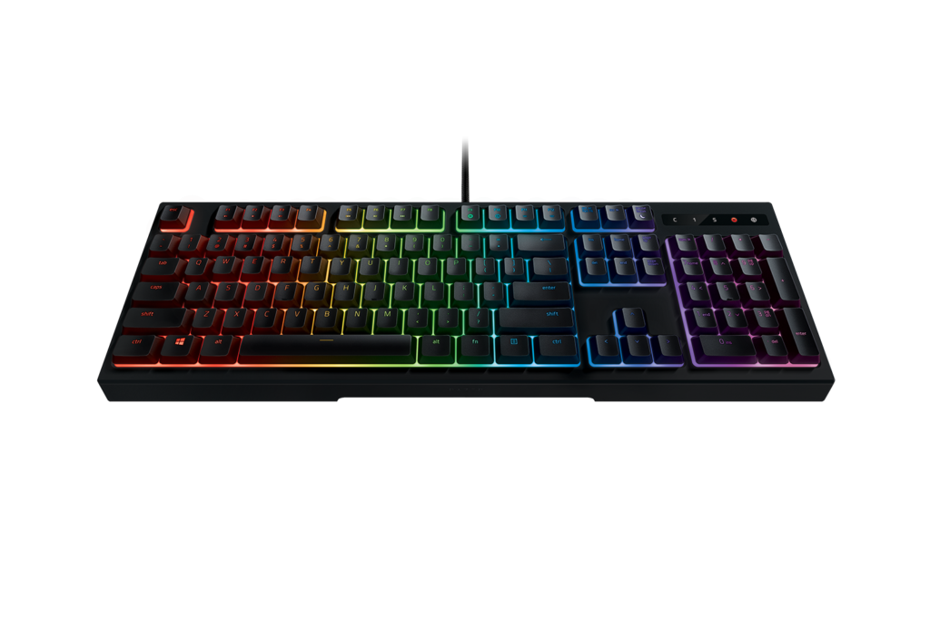 Razer Cynosa Chroma is one of the best gaming keyboard