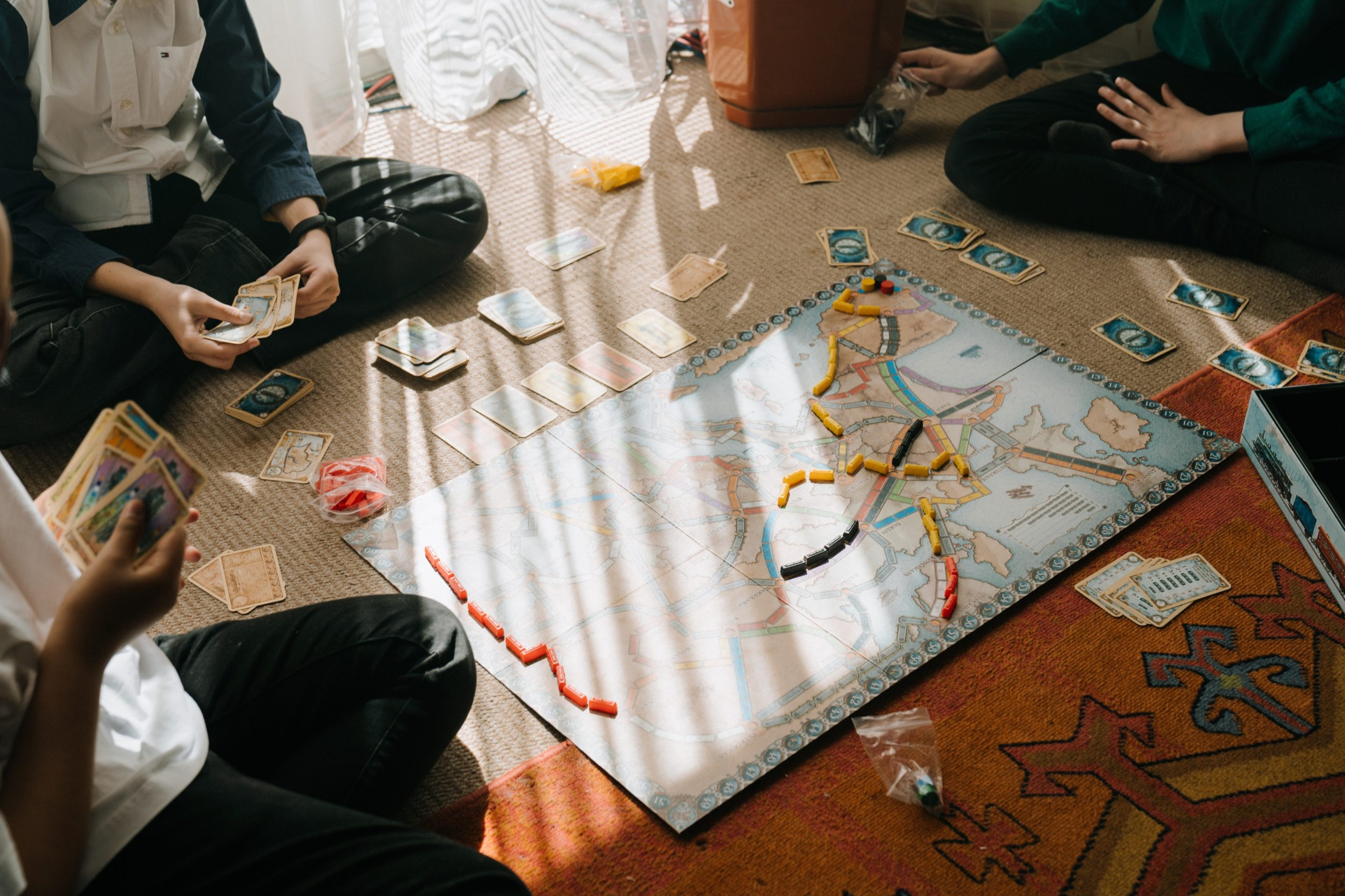 Some of the Best Board Games for Kids to Enjoy