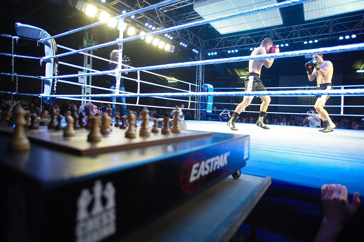 Explained: All The Nitty Witty About Chess Boxing