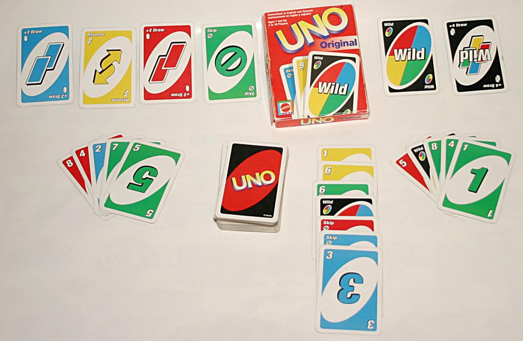 UNO Card Rules