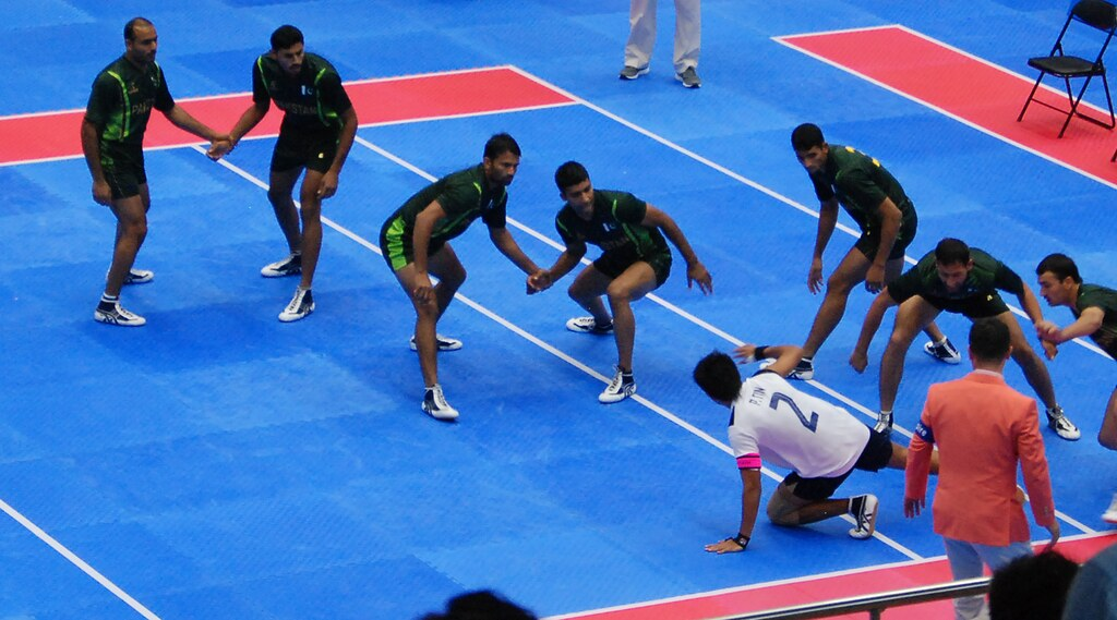 Kabaddi Rules and Basics – How to Play Kabaddi