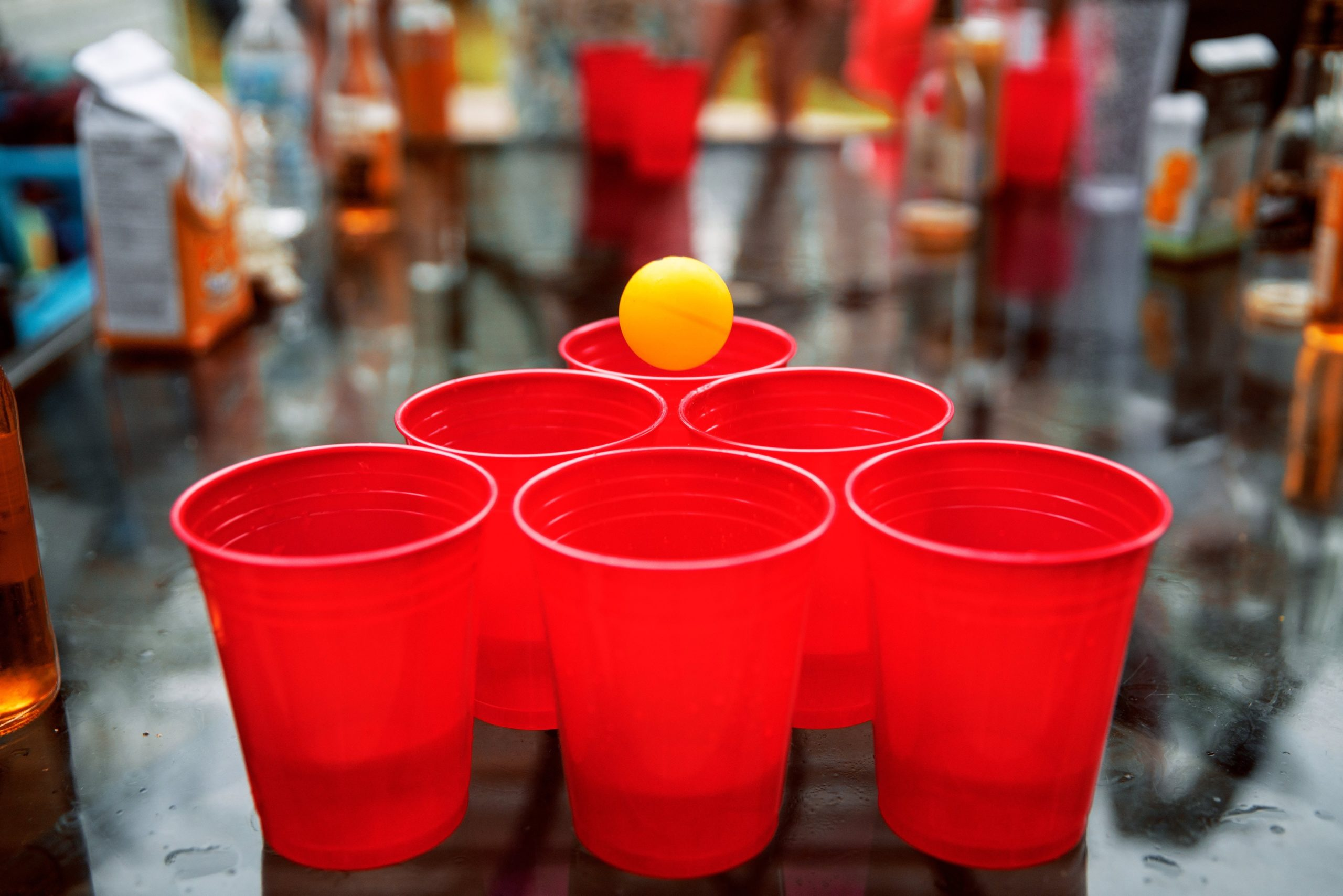 How to Play the Interesting Beer Pong Game?