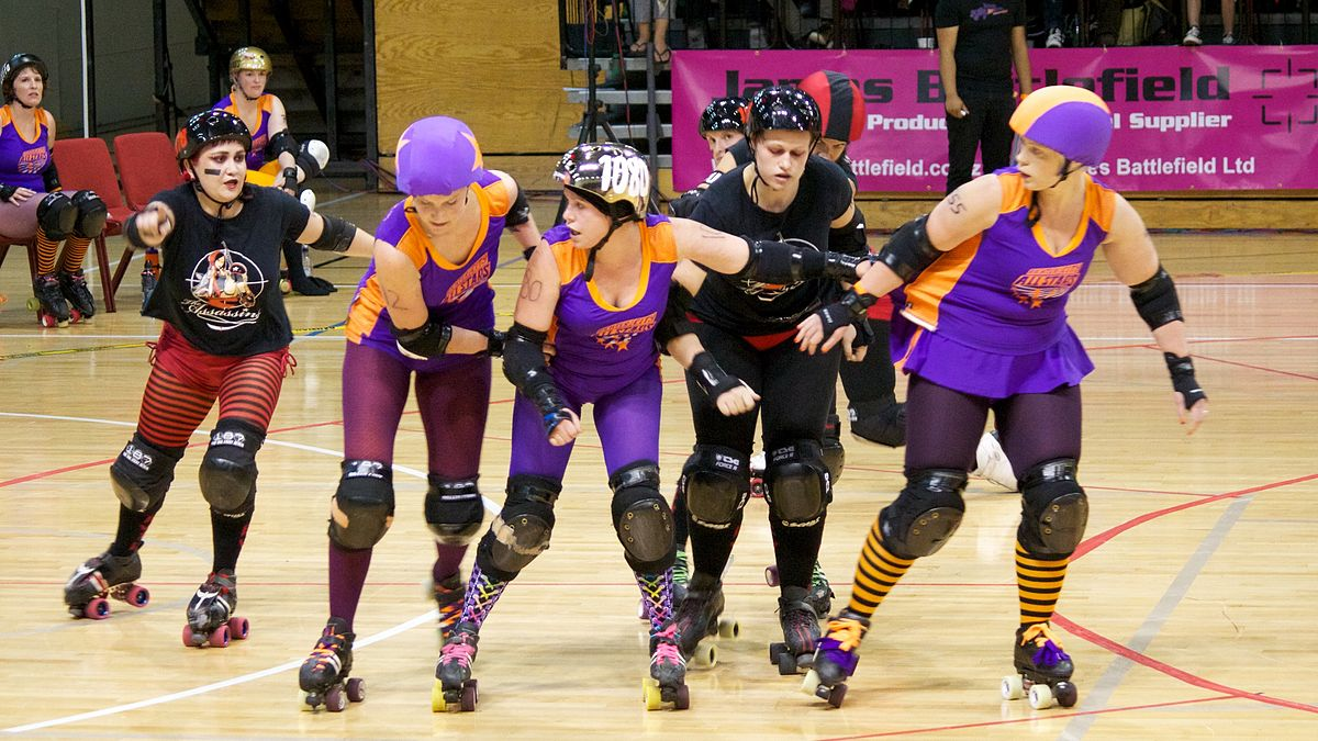 Know Everything About The Rules And Objective of Roller Derby