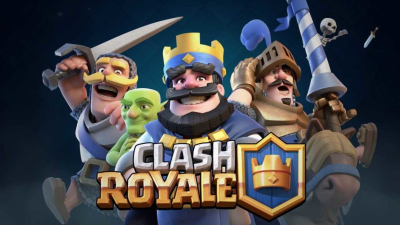 Best Clash Royale Decks for Grand Challenges and Tournaments