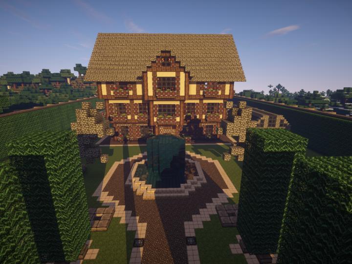 8 Best Minecraft Survival House To Build