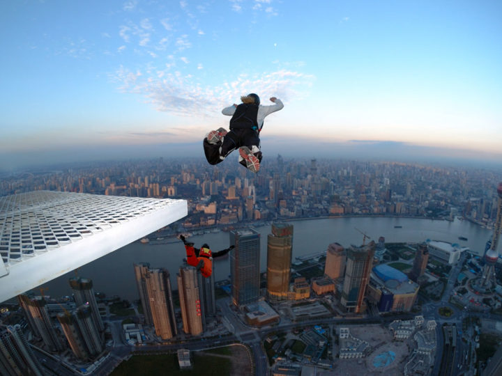 Explained: What Is Base Jumping? Taking Flight And More