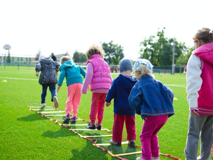 Active Gym Games That Will Cheer Up The Kids