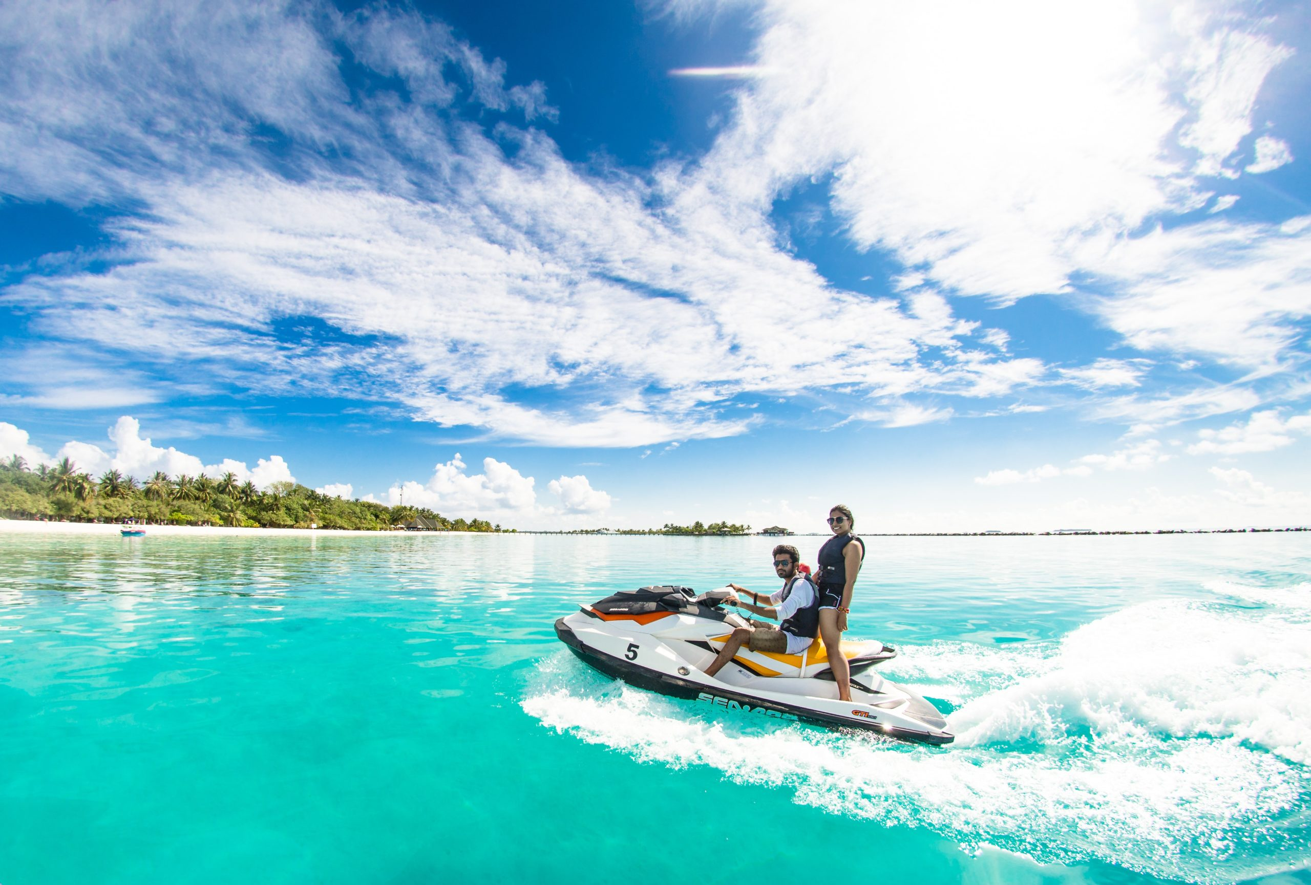List of Water Adventure Sports You Should Try This Summer